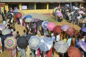 В Індії вже третій тиждень тривають парламентські вибори