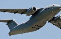 Минобороны завершает заключение контракта на закупку трех самолетов АН-178 для ВСУ