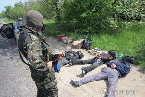 """У Луганській області розстріляли чотирьох людей за вигук """"Слава Україні!"""""""