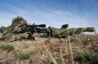 З початку доби ворог 6 разів порушив перемир'я на Донбасі, загинув військовий