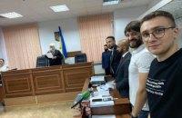 Суд продовжив запобіжний захід Стерненку