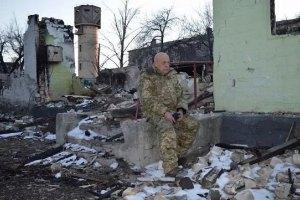 Боєць АТО підірвався на розтяжці в Кримському