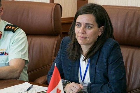 Новым послом Канады в Украине станет Лариса Галадза