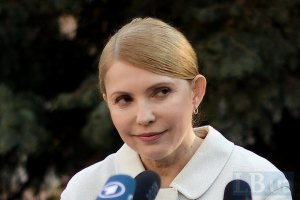 Вибираючи кандидата від олігархів, ви вибираєте зраду революції, - Тимошенко