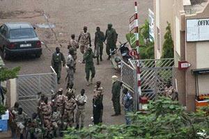 В Мали совершен государственный переворот