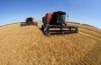 Украина собрала третий по объему урожай зерна за годы независимости