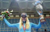 Украинка Харлан выиграла Гран-При Москвы по фехтованию
