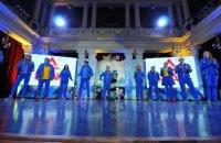 Сборную Украины провели на Олимпиаду в Пхенчхане