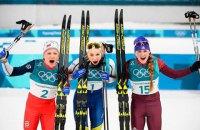 Норвежець Клебо і шведка Нільссон виграли «золото» Олімпіади в лижному спринті