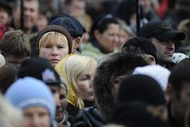 Украинцы не боятся терактов - опрос