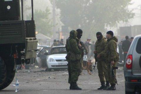 У Дагестані невідомі підірвали два поліцейських автомобілі