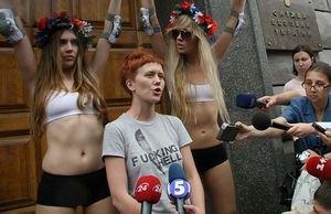 В Санкт-Петербурге арестовали главу Femen