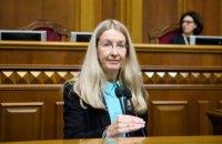 Супрун не планує залишати Україну після виборів