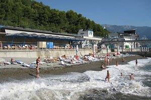 С начала 2012  года в Крым прибыло более 1 млн туристов