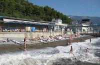 З початку 2012 року в Криму побувало більше мільйона туристів