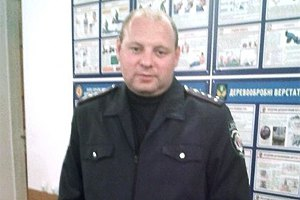 Суд арестовал милиционера-насильника Дрыжака до 15 августа