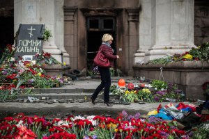 Доказів того, що учасників протистояння 2-го травня в Одесі озброювала міліція, немає