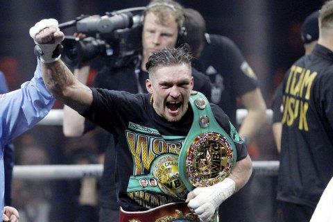 Усик в 2019 году может провести два подряд поединка с российскими боксерами, - промоутер