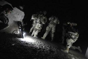 НАТО прекращает ночные рейды в Афганистане