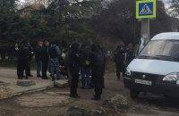Оккупационные власти провели серию обысков в домах крымскотатарских активистов