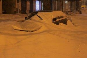 На трассе Одесса-Николаев замерз насмерть водитель