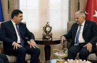 Україна і Туреччина підписали договір про взаємні поїздки громадян за ID-паспортами