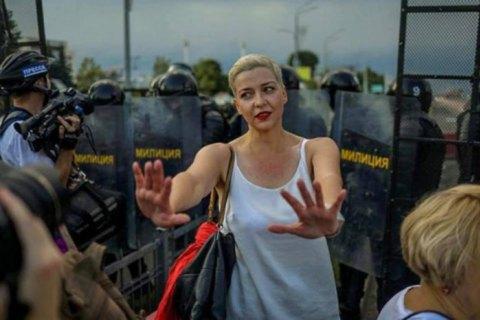В Беларуси задержали или выдворили шестерых из семи членов Координационного совета
