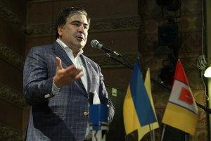 Саакашвілі розповів, що буде з українським флотом з Криму