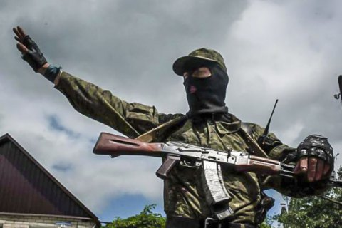 Российские оккупанты 4 раза открывали огонь в сторону украинских позиций