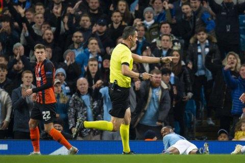 После матча 'Манчестер Сити' – 'Шахтер' УЕФА хочет экстренно вводить V