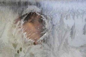 В Украине от морозов умер 101 человек
