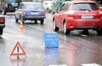 В Житомире в ДТП разбился замначальника УБОП