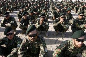 Сотні афганських солдатів затримано та звільнено