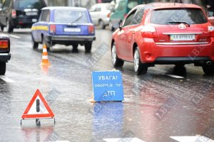 Авто с помощниками министра раздавило двух велосипедистов
