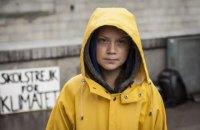 Ґрета Тунберг отримала мільйон євро за боротьбу зі зміною клімату