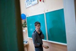 В одесской школе начали предвыборную агитацию