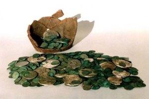 В Одеській області знайшли золотий скарб
