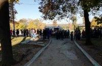 Более 350 школьников эвакуировали из запорожской школы из-за распыления газового баллончика