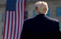 """Делегація США не поїде на економічний форум у Давосі через """"шатдаун"""""""