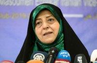 Віцепрезидент Ірану заразилася коронавірусом, а колишній посол помер від нього