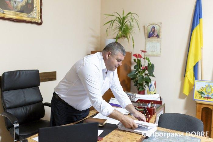 Роман Круховський, голова Тлумацької громади
