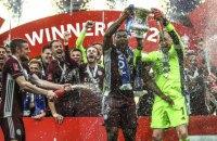 """""""Лестер"""" уперше у своїй 122-річній історії виграв Кубок Англії"""