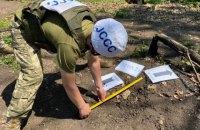 Окупанти на Донбасі дистанційно мінують українські населені пункти на підконтрольній території