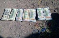 """Пограничники задержали украинца с $70 тысячами на въезде в """"ДНР"""""""