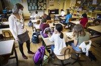 Кабмин в прошлом году выделил только 9% средств от потребности на закупку масок и антисептиков в школы