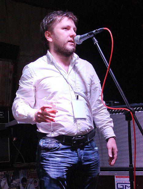 Александр Колтунов, председатель жюри в номинации Пресса