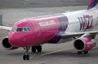 WizzAir починає польоти в Грузію з України