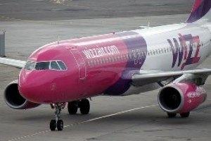 З пасажирів WizzAir стягуватимуть плату за ручну поклажу