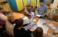 Результати виборів у 79-му окрузі сфальсифіковано, - члени Центрвиборчкому
