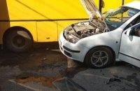Водієві маршрутки, що потрапила в ДТП у Боярці, повідомили про підозру